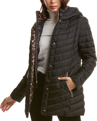 Nine West Quilted Coat