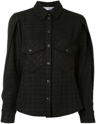 IRO Check Pattern Shirt