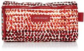 Longchamp Le Pliage Neo Polka Dot Nylon Cosmetic Case