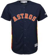Majestic Kids' Houston Astros Blank Replica Cool Base Jersey
