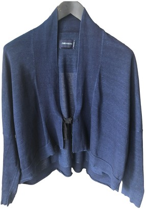 Zadig & Voltaire Navy Cotton Knitwear for Women