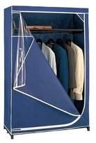 Organize It All Neu Home Deluxe Portable Wardrobe Storage - Blue
