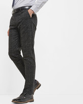 Mouline Check Trousers