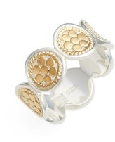 Anna Beck Women's Signature Multi Disc Band Ring