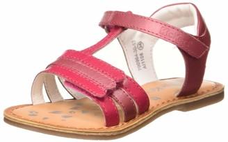 Kickers Girls Diamanto Open Toe Sandals