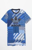 adidas Essential Trefoil AOP T-Shirt