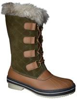 Merona Women's Naima Winter Boot - Olive