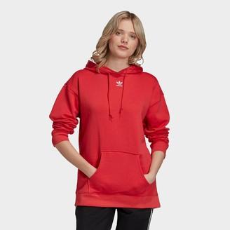 adidas Women's Essentials Trefoil Hoodie