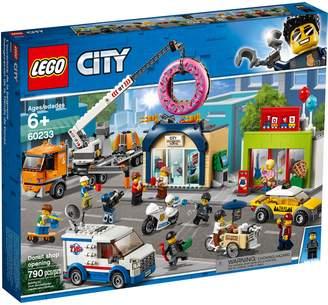 Lego City Donut Shop Opening - 60233