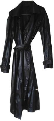 J. Lindeberg Navy Trench Coat for Women