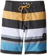 "VISSLA Kids Kooktown 4-Way Stretch Boardshorts 17"" (Big Kids)"