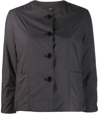 Aspesi button up fitted jacket