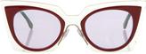 Fendi Square-frame sunglasses