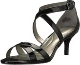 Bandolino Nakayla Women US 6 Black Sandals