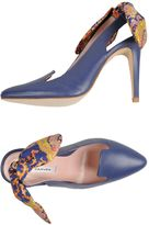 Carven Slingbacks