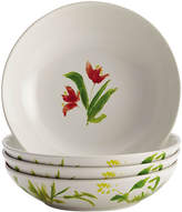 Bonjour Meadow Rooster Set of 4 Fruit Bowls