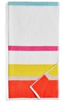 Kate Spade Paintball Floral Bath Towel