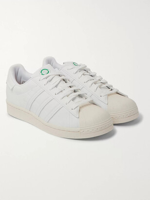 adidas Clean Classics Superstar Vegan Leather Sneakers