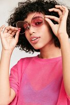 Urban Outfitters Slim Butterfly Sunglasses