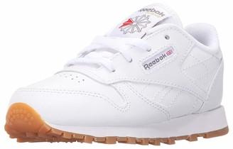 Reebok baby boys Classic Leather Sneaker