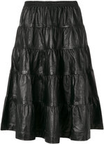 J.W.Anderson multi tiered full skirt