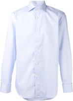 Canali classic buttoned shirt - men - Cotton - 39