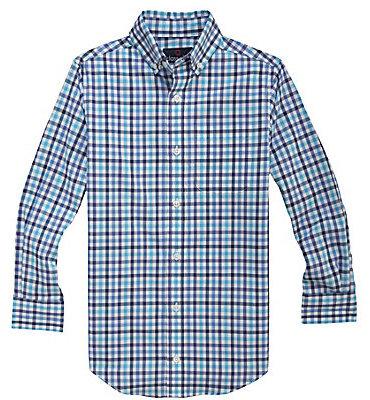 Class Club 8-20 Plaid Sportshirt