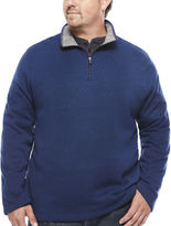 Izod Spectator Sweater Fleece Quarter Zip