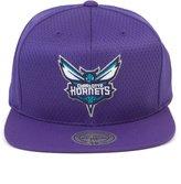 Mitchell & Ness Charlotte Hornets Jersey Mesh Snapback