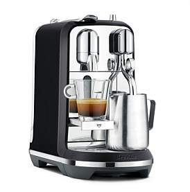 Nespresso Bne800Btr Creatista Plus Coffee Machine