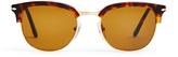 Persol Suprema Icon Sunglasses Brown
