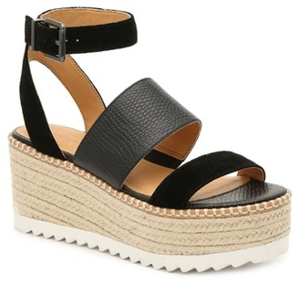 Crown Vintage Daylen Espadrille Wedge Sandal