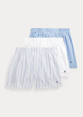 Ralph Lauren Classic Fit Boxer 3-Pack