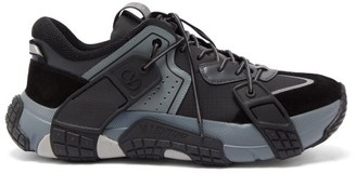 Valentino Wod Technical Trainers - Mens - Black