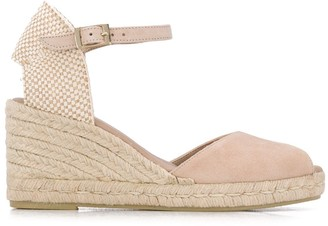 Paloma Barceló Ana 75mm wedge sandals