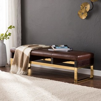 Pleasant Mid Century Modern Bedroom Benches Shopstyle Andrewgaddart Wooden Chair Designs For Living Room Andrewgaddartcom