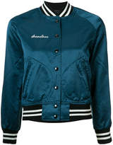 R 13 'Shameless' bomber jacket