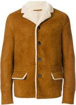 Valentino sheepskin jacket - men - Cotton/Sheep Skin/Shearling - 48