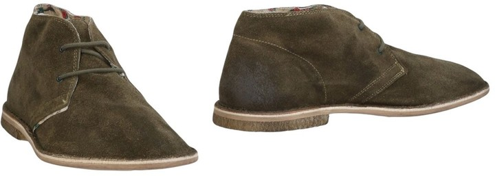 Le Crown Ankle boots - Item 11043372