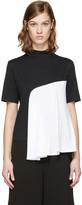 Facetasm Black Panel T-Shirt