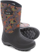 Kamik Bluster2 Rain Boots (For Little and Big Kids)