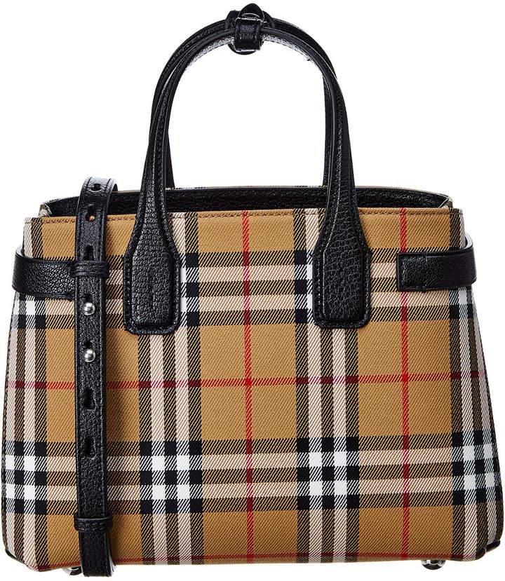 c615d25b98a5 Burberry Canvas Tote Bags - ShopStyle