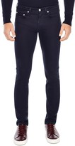 Sandro Overdyed Slim Fit Jeans