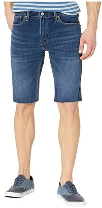 Levi's Mens 511tm Slim Long Cutoffs Shorts (Apricot Stretch) Men's Shorts