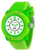 Glam Rock Women's GR25021 Miami Beach Dial Green Silicone Watch