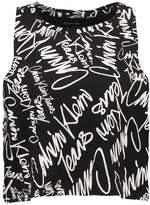 Calvin Klein Jeans TENDEL Vest black