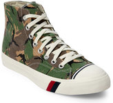 Pro-Keds Brown Royal Camo High Top Sneakers
