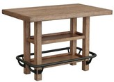 Appomattox Bar Height Dining Table Williston Forge Color: Blonde
