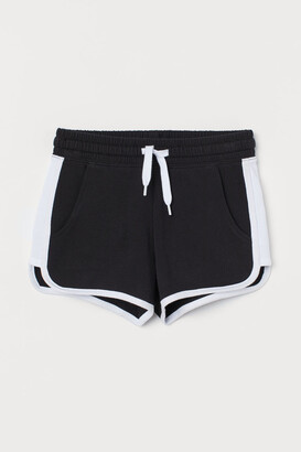 H&M Sweatshirt shorts