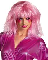 Disguise Jem and The Holograms Adult Costume Wig